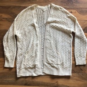LA HEARTS Knit Cardigan
